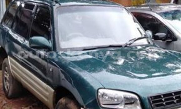 Buy Used Toyota RAV4 Green Car in Nairobi in Nairobi