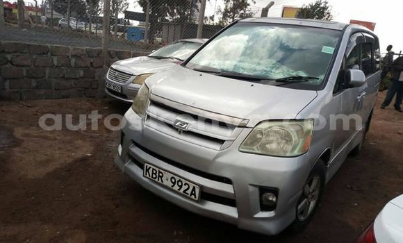 Buy Imported Toyota Noah Silver Car in Thika in Nairobi
