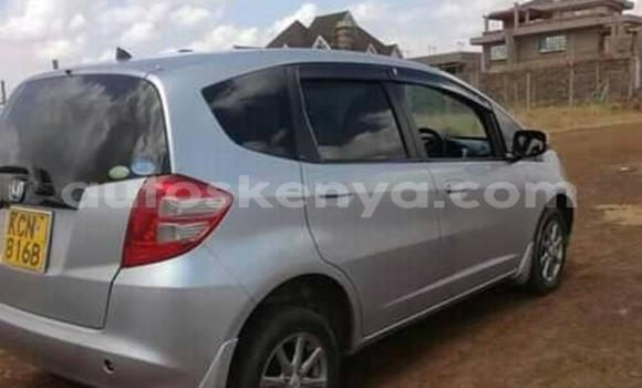 Buy Imported Honda Fit Silver Car in Thika in Nairobi
