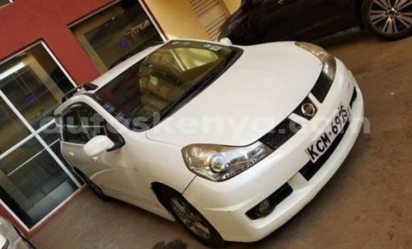 Buy Imported Nissan Wingroad White Car in Nairobi in Nairobi