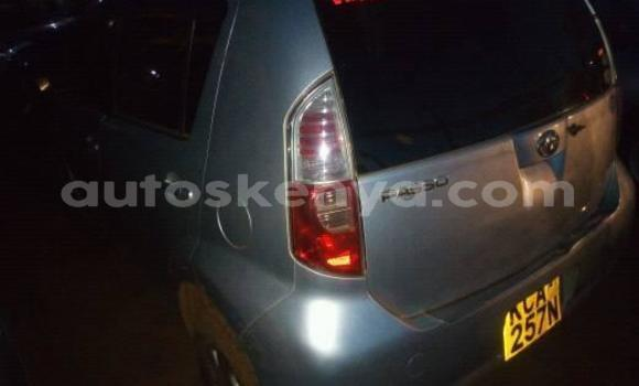 Buy Imported Toyota Passo Silver Car in Nairobi in Nairobi