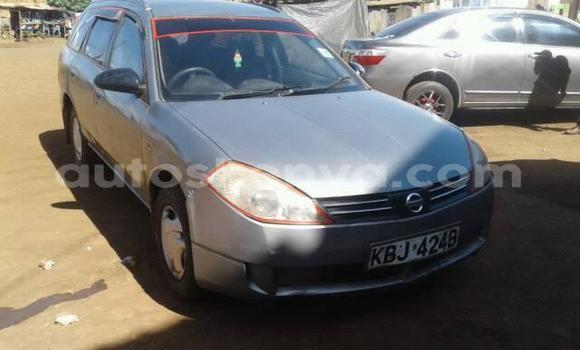 Buy Imported Nissan Wingroad Silver Car in Nairobi in Nairobi