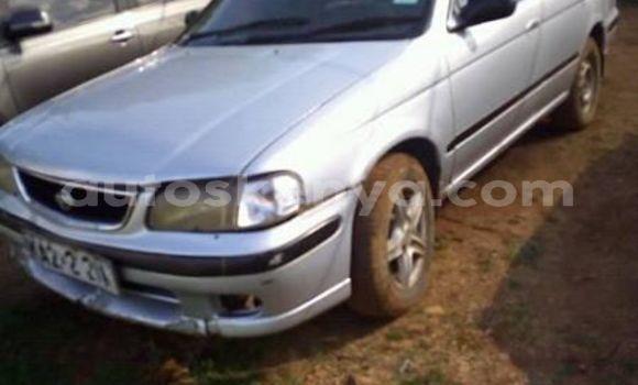 Buy Imported Nissan Sunny Silver Car in Nairobi in Nairobi