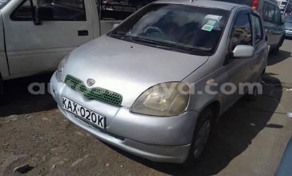 Buy Imported Toyota Vitz Silver Car in Nairobi in Nairobi