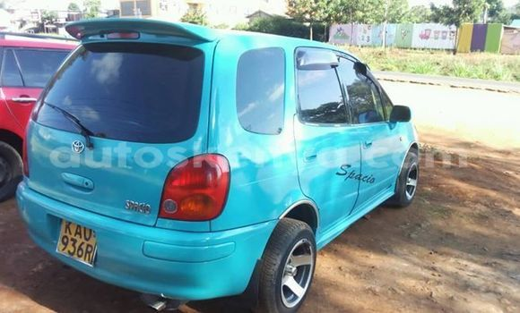 Buy Imported Toyota Spacio Blue Car in Nairobi in Nairobi