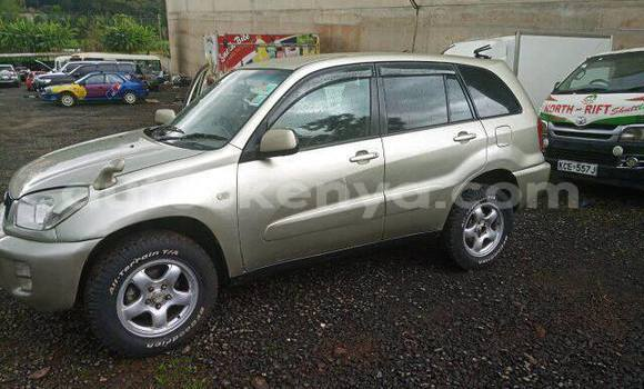 Buy Imported Toyota RAV4 Brown Car in Nairobi in Nairobi