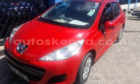 Buy Imported Peugeot 206 Red Car in Mombasa in Coastal Kenya
