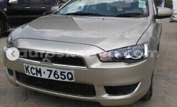 Buy Imported Mitsubishi Galant Brown Car in Nairobi in Nairobi