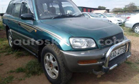 Buy Imported Toyota RAV4 Green Car in Nairobi in Nairobi