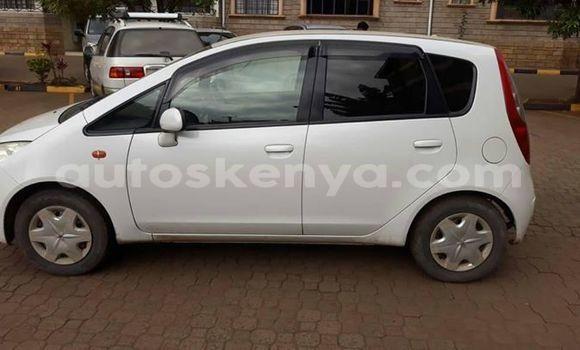 Buy Imported Mitsubishi Colt White Car in Nairobi in Nairobi