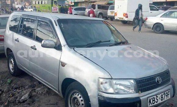 Buy Imported Toyota Probox Silver Car in Nairobi in Nairobi