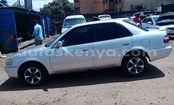 Buy Imported Toyota Corolla Silver Car in Nairobi in Nairobi