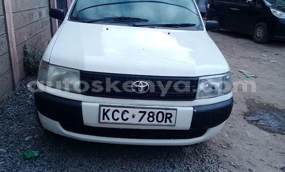 Buy Imported Toyota Probox White Car in Nairobi in Nairobi