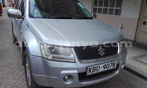 Buy Imported Suzuki Grand Vitara Silver Car in Nairobi in Nairobi