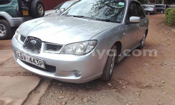 Buy Imported Subaru Impreza Silver Car in Nairobi in Nairobi