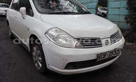 Buy Imported Nissan tiida White Car in Nairobi in Nairobi