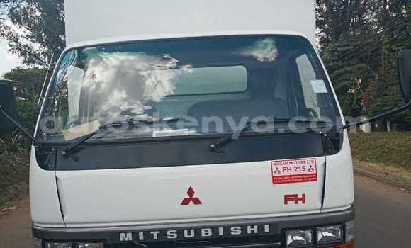 Buy Import Mitsubishi FH10 White Truck in Nairobi in Nairobi