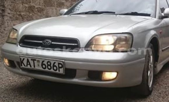 Buy Imported Subaru Legacy Silver Car in Nairobi in Nairobi