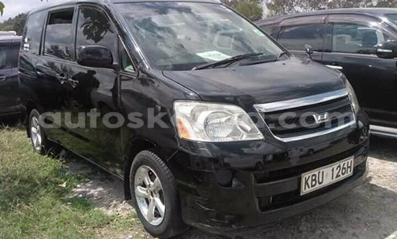 Buy Imported Toyota Noah Black Car in Nairobi in Nairobi