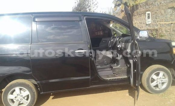 Buy Imported Toyota Voxy Black Car in Thika in Nairobi