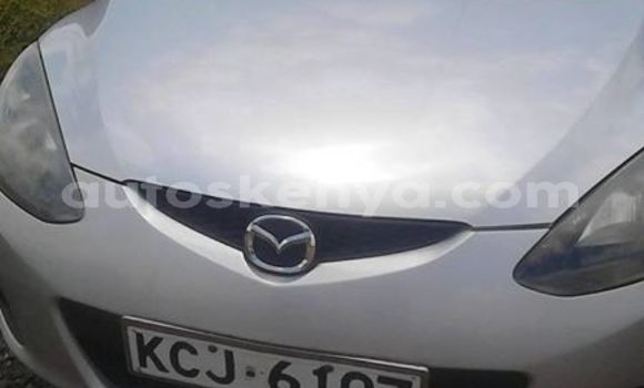 Buy Imported Mazda Demio Silver Car in Nairobi in Nairobi