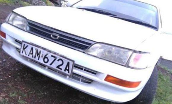Buy Imported Toyota Camry White Car in Nairobi in Nairobi