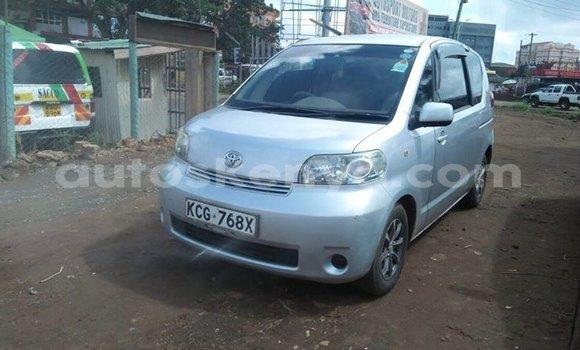 Buy Imported Toyota Porte Silver Car in Nairobi in Nairobi