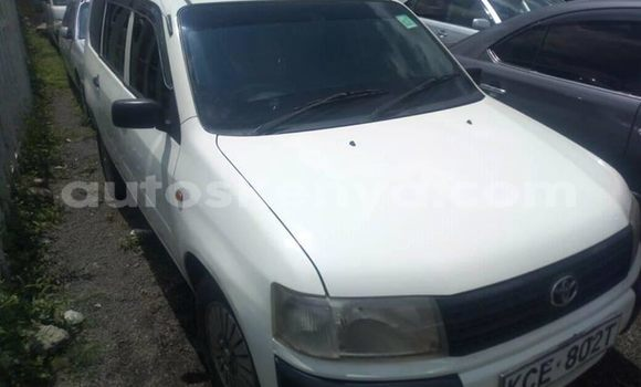 Buy Imported Toyota Probox White Car in Nairobi in Nairobi