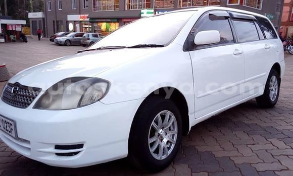 Buy Imported Toyota Fielder White Car in Limuru in Nairobi