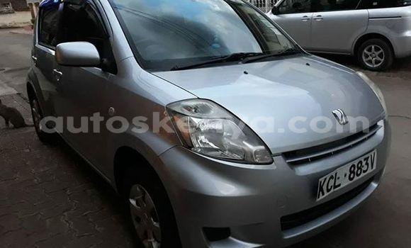 Buy Imported Toyota Passo Silver Car in Mombasa in Coastal Kenya