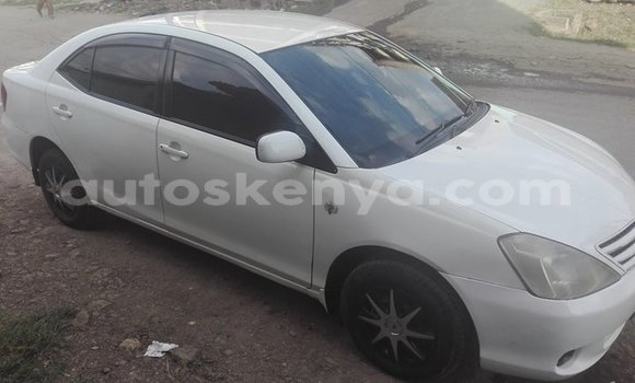 Buy Imported Toyota Allion White Car in Nairobi in Nairobi
