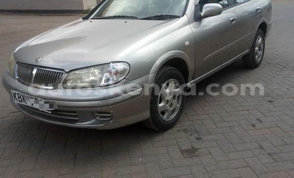 Buy Imported Nissan Bluebird Silver Car in Nairobi in Nairobi