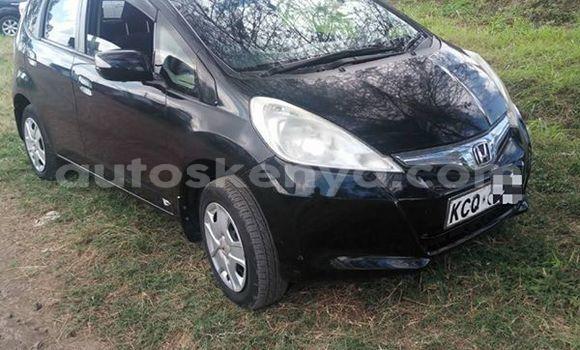 Buy Imported Honda Fit Black Car in Nairobi in Nairobi