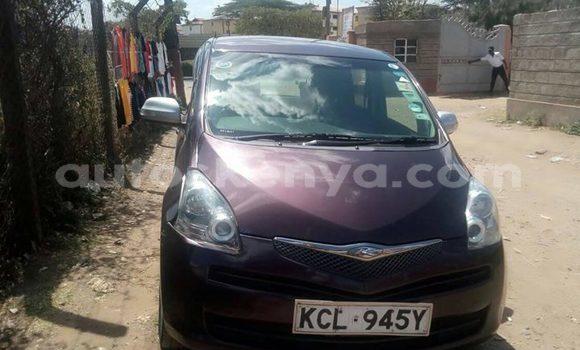 Buy Imported Toyota Ractis Other Car in Nairobi in Nairobi