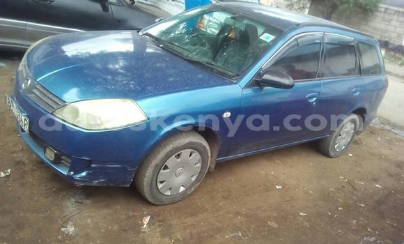 Buy Imported Nissan Wingroad Blue Car in Nairobi in Nairobi