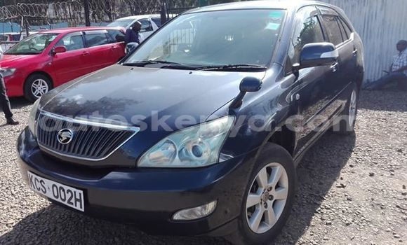 Buy Imported Toyota Harrier Black Car in Nairobi in Nairobi