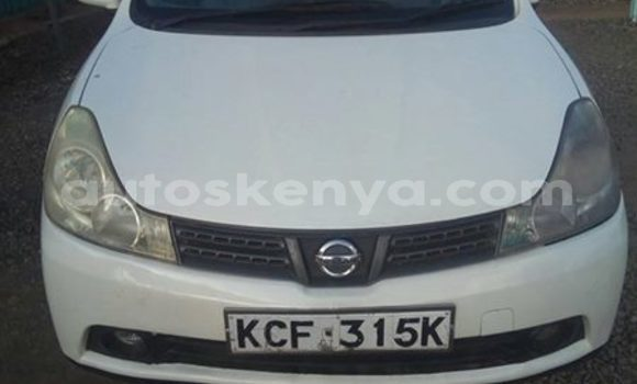 Buy Imported Nissan Wingroad White Car in Muranga in Central
