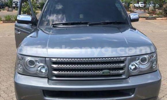 Buy Imported Land Rover Range Rover Silver Car in Nairobi in Nairobi