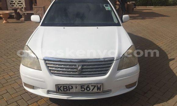Buy Imported Toyota Premio White Car in Nairobi in Nairobi