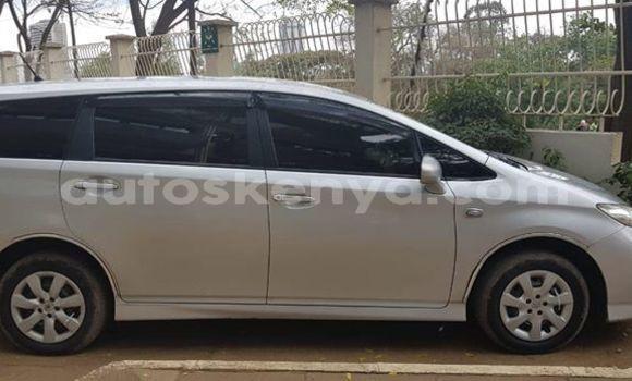 Buy Imported Toyota Wish Silver Car in Nairobi in Nairobi