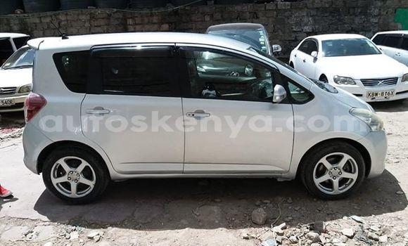 Buy Imported Toyota Ractis Silver Car in Nairobi in Nairobi