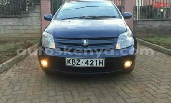 Buy Imported Toyota IST Blue Car in Nairobi in Nairobi
