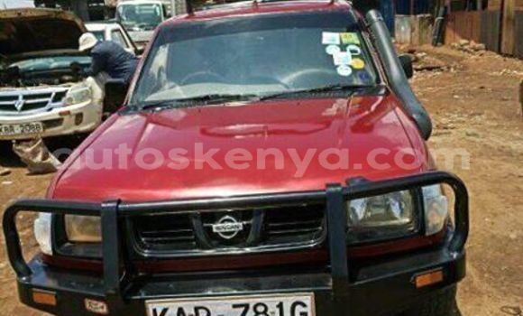Buy Used Nissan Hardbody Red Car in Nairobi in Nairobi
