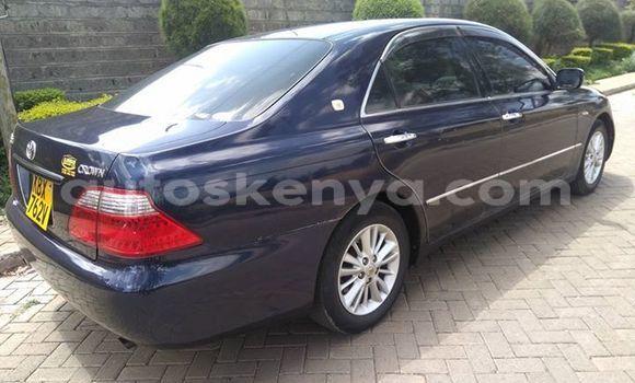 Buy Used Toyota Crown Blue Car in Nairobi in Nairobi