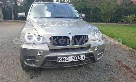 Buy Used BMW X5 Silver Car in Nairobi in Nairobi