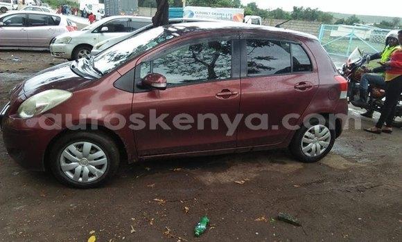 Buy Used Toyota Vitz Other Car in Nairobi in Nairobi