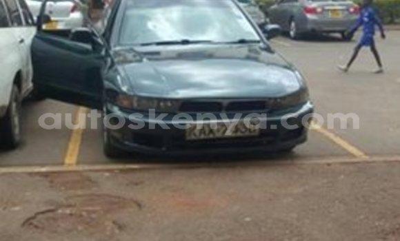 Buy Used Mitsubishi Galant Green Car in Nairobi in Nairobi