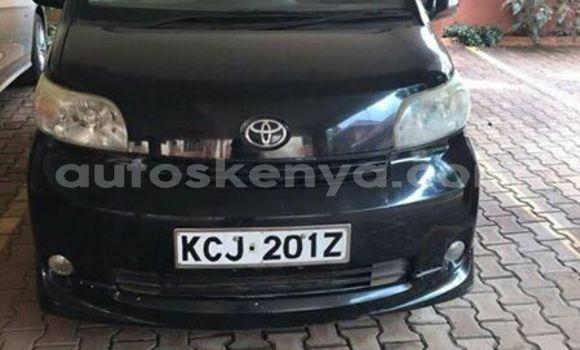 Buy Used Toyota Porte Black Car in Nairobi in Nairobi