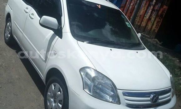Buy Used Toyota Raum White Car in Nairobi in Nairobi