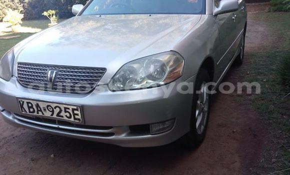 Buy Used Toyota Mark II Silver Car in Nairobi in Nairobi